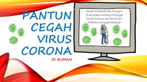 Mencegah virus corona
