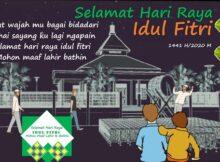Pantun Ucapan Selamat Hari Raya Idul Fitri