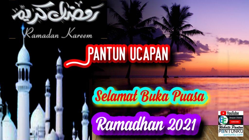 Ucapan Selamat Buka Puasa Ramadhan 2021